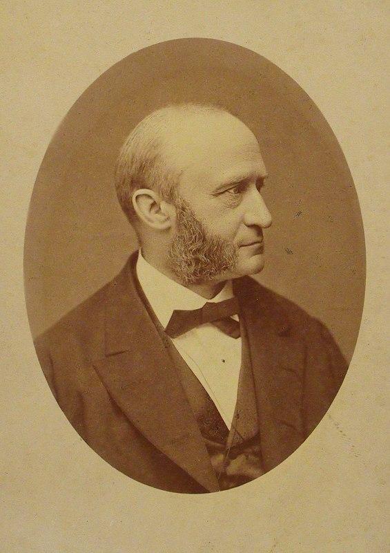 Ernst Wilhelm Ritter von Brücke, Prof. Dr. | 650 plus