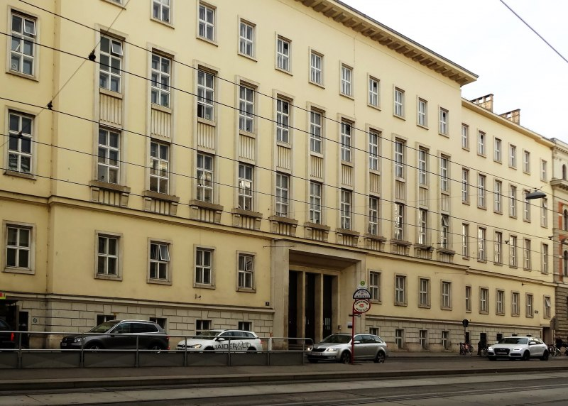 Zentrum für Anatomie und Zellbiologie (ehem. Anatomisches Institut ...